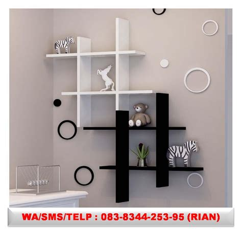 Rak Tv Tempel Dinding lemari dinding rak tv minimalis 083834425395 jual