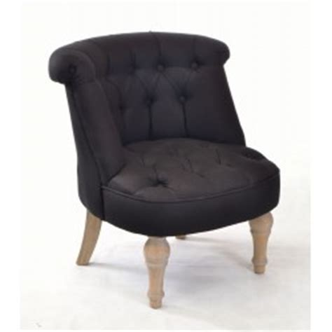black bedroom chair buy a black small bedroom chair with linen upholstery