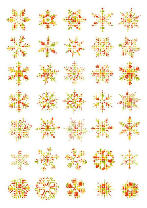 printable snowflake stickers snowflake stickers craft found