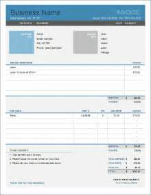 Auto Repair Invoice Template by Auto Repair Invoice Template For Excel