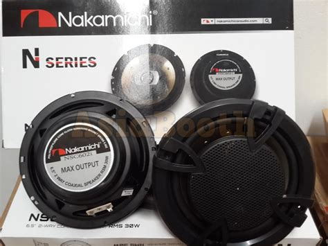 Speaker Nakamichi Nsc 602 I nakamichi nsc 602i coaxial car speaker nsc 602i 6 5 quot inches asia booth