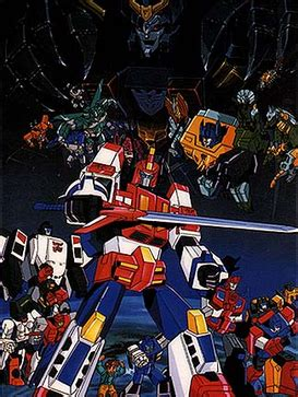 List of Transformers: Victory characters   Wikipedia