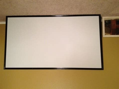 diy projection screen material new blackout fabric for diy projector screen 66 215 110 inch