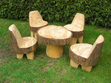 children s garden furniture set natural playground