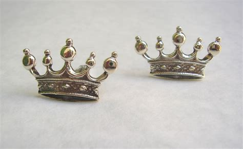 crown 4 in 1 by mithashop crown cufflinks