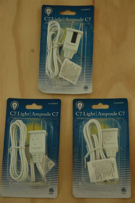 christmas blow mold replacement lights  feet cord  shipping unbranded ebay