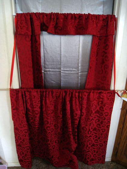 puppet show curtain puppet theater curtain curtain menzilperde net