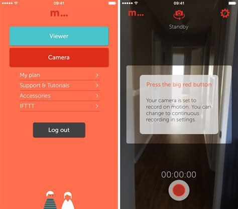 in home monitoring how to use your iphone as a home security
