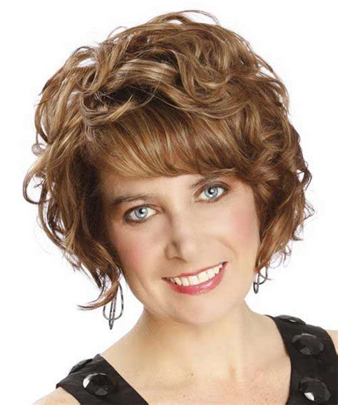 perms for oval face shape 15 latest short curly hairstyles for oval faces short