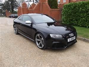 Used Audi Rs5 Used Audi A5 Rs5 Fsi Quattro Black 4 2 Coupe Ashtead