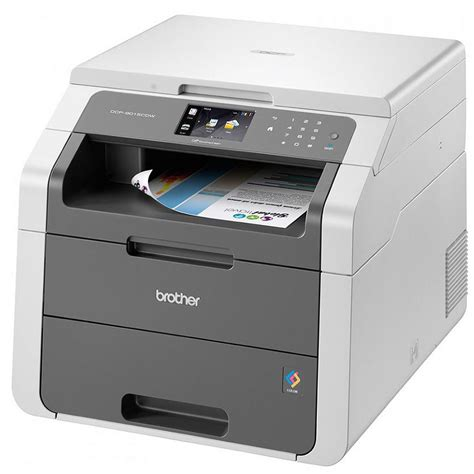 Laser Printer dcp 9015cdw a4 all in one colour laser printer