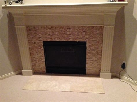 Security Fireplace by Travertine Fireplaces Interesting Collection Home Security