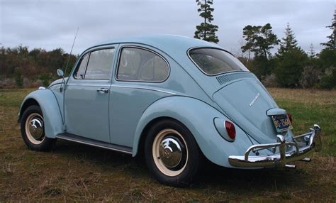 Sold L639 Zenith Blue 67 Beetle 1967 Vw Beetle