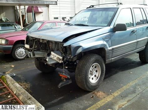 1995 Jeep Grand Parts Armslist For Sale 1995 Jeep Grand Project Or