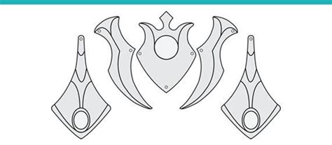 Zelda Belt Pattern | free cosplay patterns cosplay amino