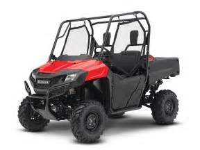 Honda Pioneer 700 Specs Honda Pioneer 700 2 Seat Side By Side 2017 The Honda Shop