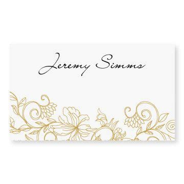 blank wedding place card template wedding place card template instant vintage