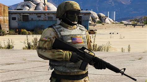 mod gta 5 force delta force soldier gta5 mods com