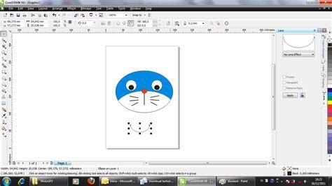 tutorial coreldraw membuat foto menjadi kartun tutorial coreldraw fw membuat kartun sederhana contoh