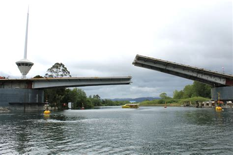 puente cau cau avances puente cau cau arcus global