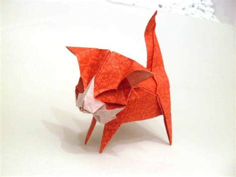 Kitten Origami - 35 amazing exles of origami artworks