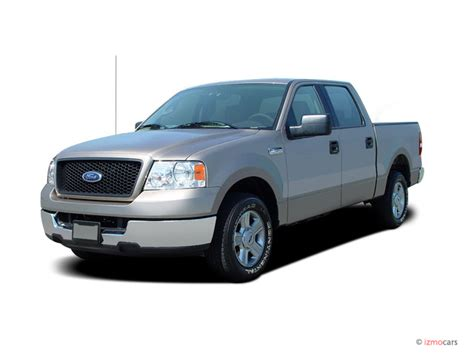 2004 ford f150 specs 2004 ford f 150 review ratings specs prices and photos