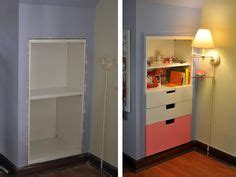 Built In Drawers Between Wall Studs by Between The Studs On Wall Stud Drawers And Studs