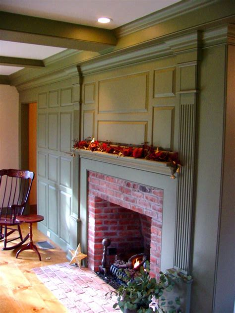Saltbox Style Home interiors colonial exterior trim and siding