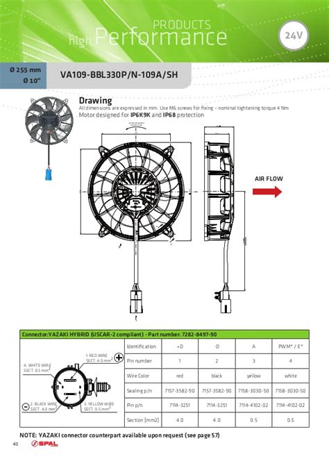 spal brushless fan wiring diagram wiring diagram