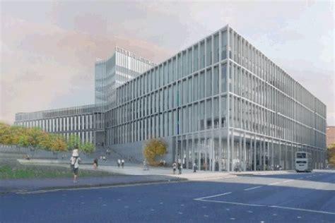 Bison supplies Glasgow campus projects