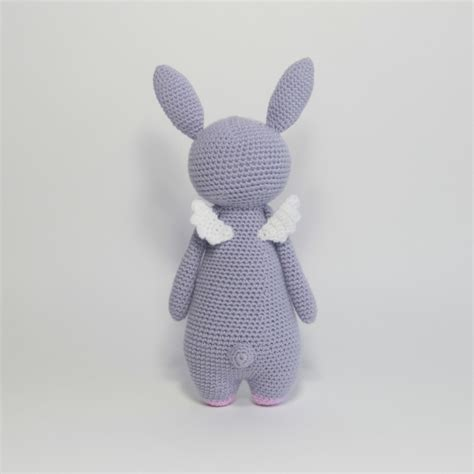amigurumi wings pattern rabbit with wings amigurumi pattern amigurumipatterns net