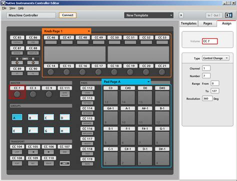 Review Of Native Instruments Maschine The Groove Production Studio For Windows And Mac Instruments Controller Editor Templates