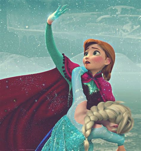 anna elsa film turkce frozen its amazing how when in the movie elsa let down