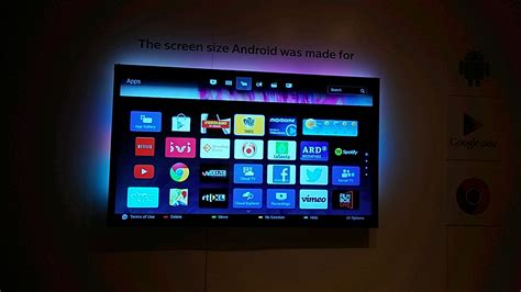 android tv apps philips android smart tv on review review pc advisor