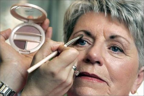 top makeup brands for 60 year old women how to apply eye shadow for dark brown eyes beauty tips