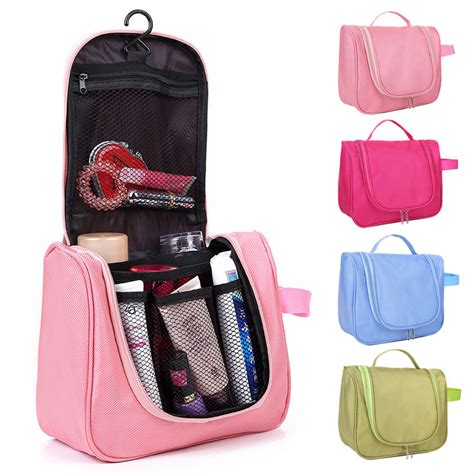 Diskon Times Cosmetic Pouch Travel Bag Times 2015 High Quality Travel Hanging Cosmetic Bag Travel