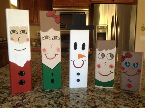 Painting 2x4 by 2x4 Wood Craft All Painted Welcome To My