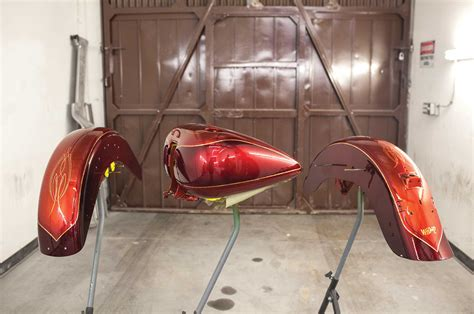 how to paint a two stage custom paint pearls lowrider