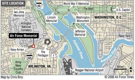washington dc map pentagon image gallery pentagon map