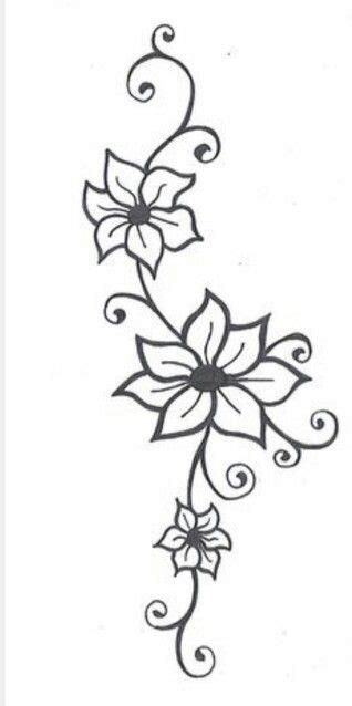 flower design easy pictures flower drawing design drawing art gallery