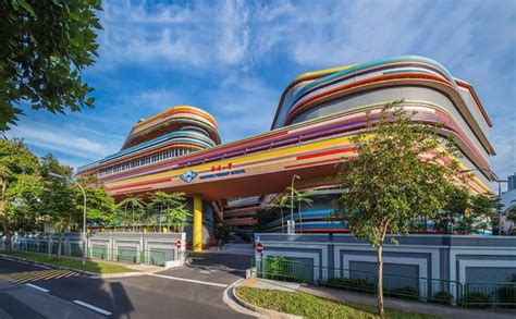 Green Homes Designs by This Crazy Singapore Looks Like It S Made From
