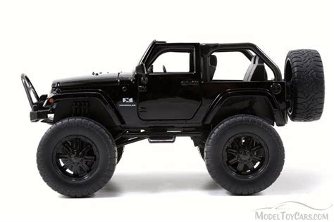 2007 jeep wrangler models 2007 jeep wrangler road edition black toys