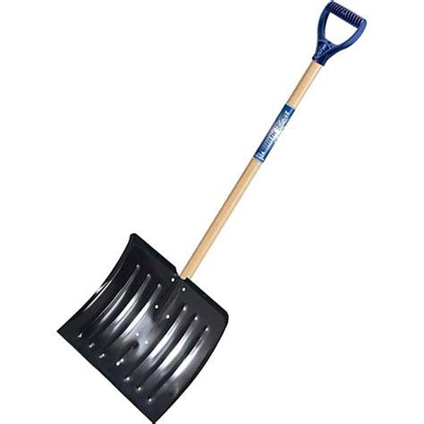 steel shovel ames true temper ames arctic blast steel snow shovel 18