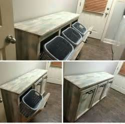 Laundry Room Table With Storage 25 Best Ideas About Laundry Basket Storage On