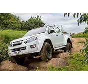 Isuzu D MAX Arctic Trucks AT35 Review  Pictures Auto