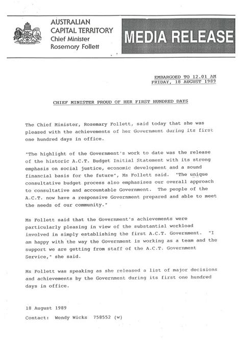 sports press release template previous find of the month 8 2012 archivesact