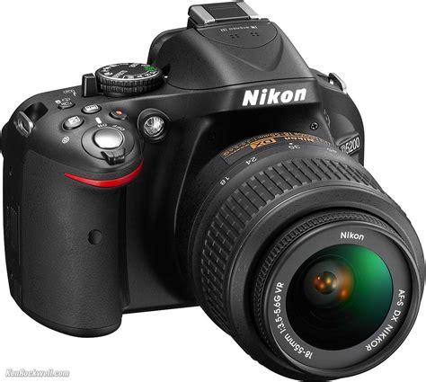 Kamera Nikon D5200 Malaysia by Nikon D5200 Controls