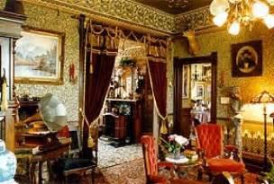 Historic Home Decor Abigail S Elegant Victorian Mansion Historic Lodging