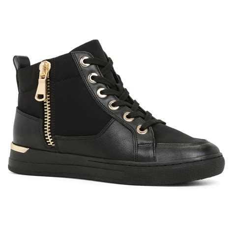 aldo sneakers aldo boicia in black lyst