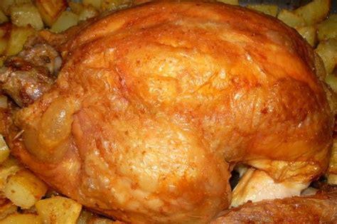 come cucinare il pollo al forno pollo al forno la ricetta pollo croccante come lo